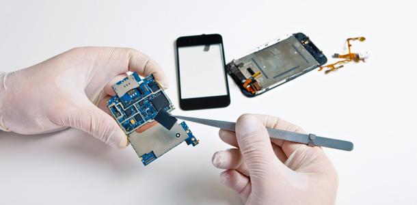 Reparación de móviles y tablets