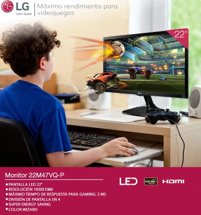 Monitores LG